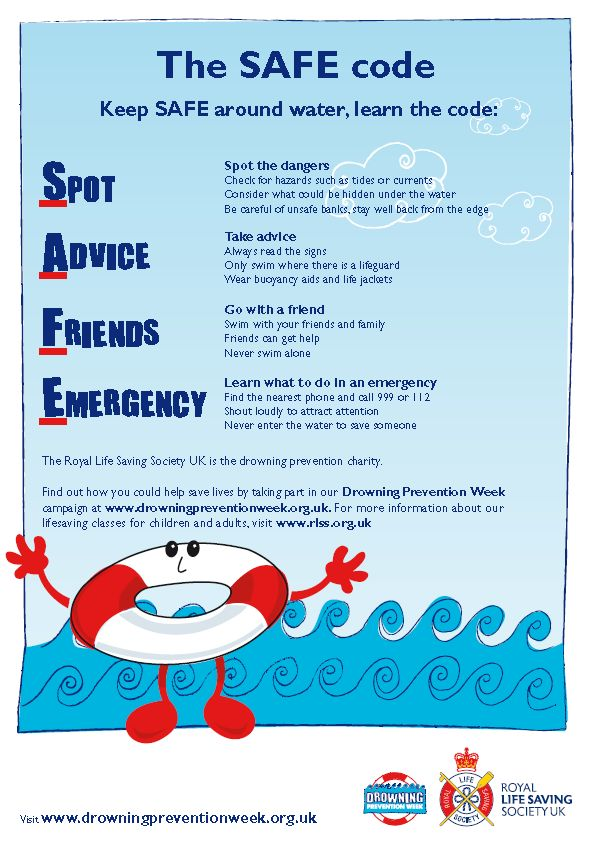 """Lake Wales Care Center >> Swim Wales on Twitter: """"Drowning Prevention Week: Learn ..."""