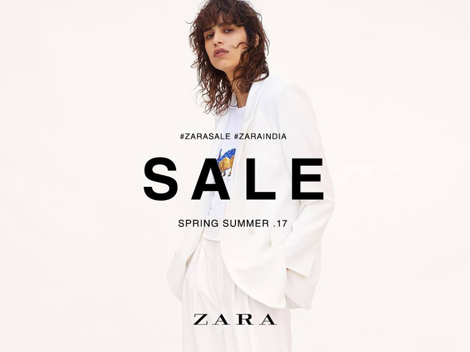 The @ZARA Sale has begun. What are you waiting for?  #ZaraSale #ZaraIndia<br>http://pic.twitter.com/hswHB8WM8y