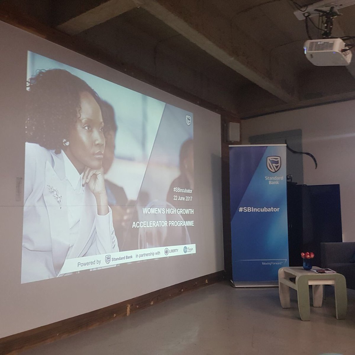 We&#39;re at the #SBIncubator this morning, kicking off the Women&#39;s High Growth Accelerator Programme. #EntrepreneurialSpirit <br>http://pic.twitter.com/8X6Wf8KKLz