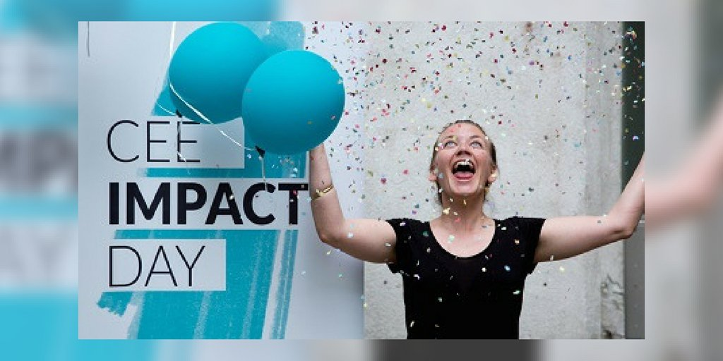 Today @rodneyschwartz speaking at CEE ImpactDay!  See his interview about #impactinvesting w/ @impacthubvienna  http:// ow.ly/rLGP30cnZVO  &nbsp;  <br>http://pic.twitter.com/HW32xlyfAi