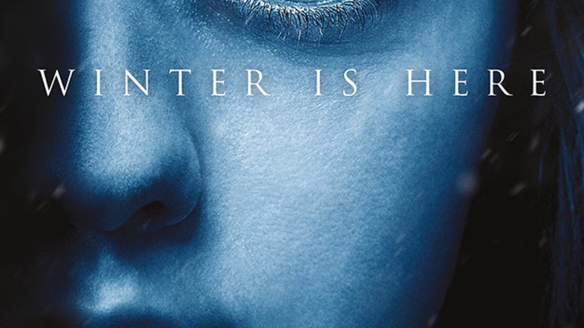 Westeros is feeling blue in the new Game Of Thrones character posters https://t.co/FZsE2NdVKm