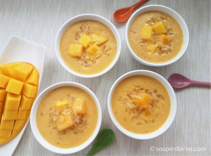 Refreshing #mango pomelo sago #dessert. A #yummy and #healthy treat!  https:// goo.gl/f5k0EH  &nbsp;  <br>http://pic.twitter.com/Rybot4Z0wd