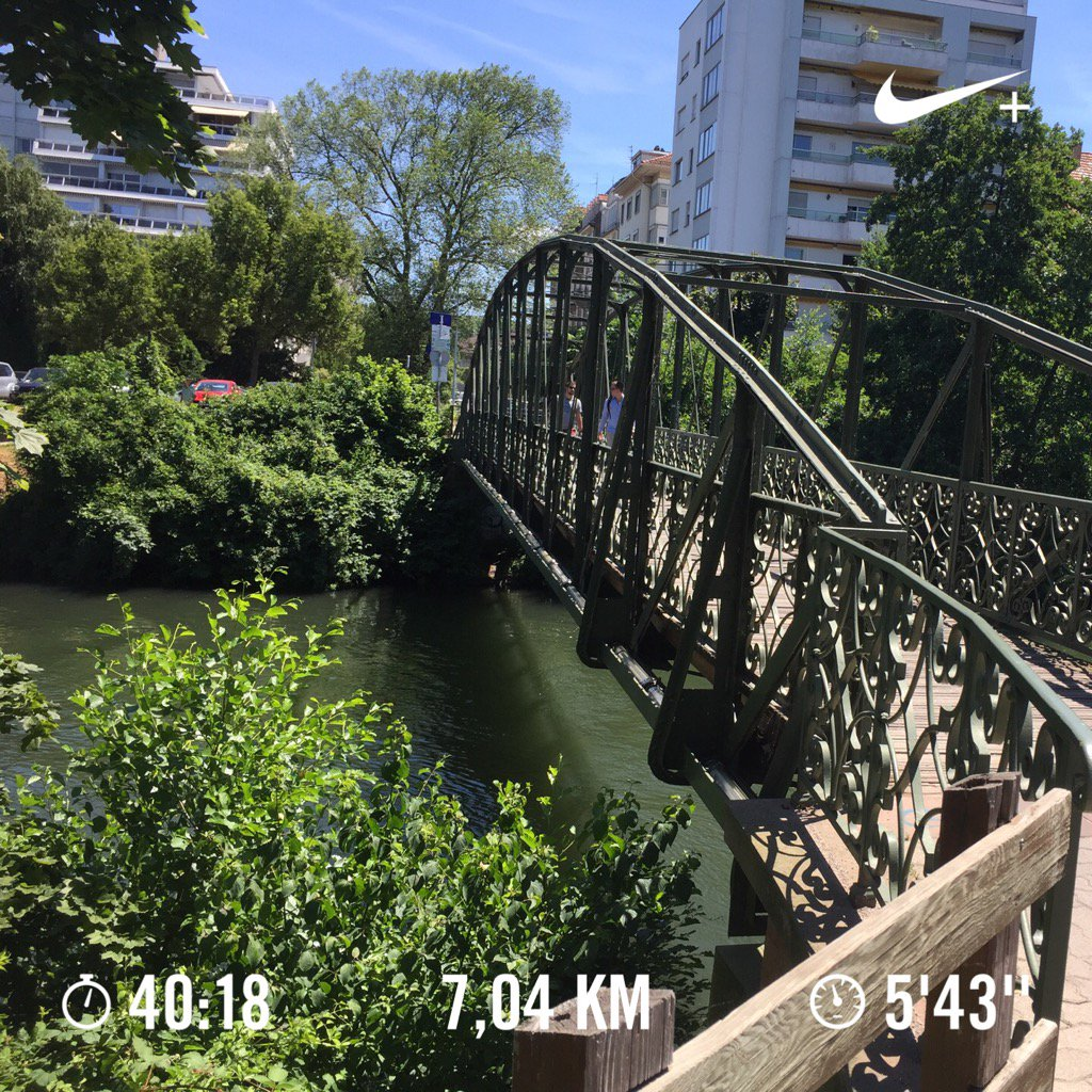 #strasbourg #alsace #running #run #footing #jogging #courseapied runningcommunity  #nikeplus #nrc #nikerunning<br>http://pic.twitter.com/nZn5cWVJm3