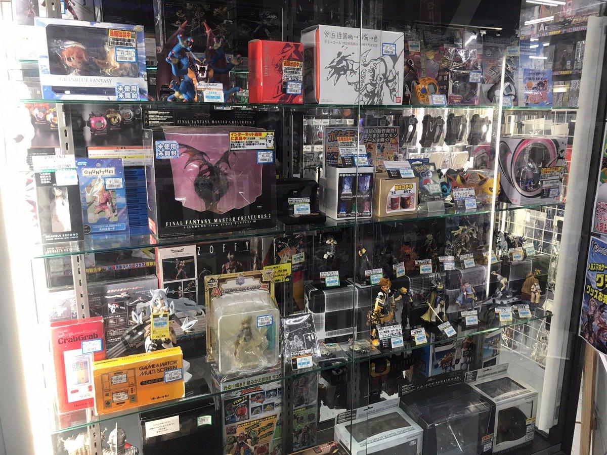 こんばんはぁ!(⌒,_ゝ⌒) お宝創庫堀田店というものです\u2026  本日なんとゲームグッズコーナーが全体的に値下がりました!<パチパチ欲しかったあの商品、この商品手に入れ