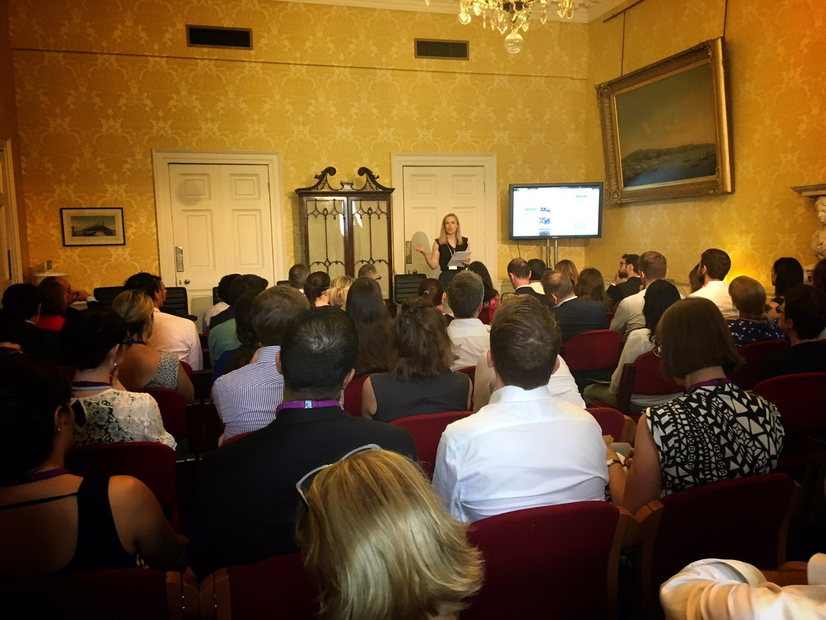 Packed launch for @apoliticalco sharing govt innovation #solutions across the globe #socsent<br>http://pic.twitter.com/3ZwIVZCvGi