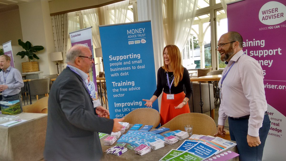 We&#39;re at #masconf2017 today and tomorrow - pop by our stand to find out more about our #vulnerability cards for advisers <br>http://pic.twitter.com/WFMQbRPORs