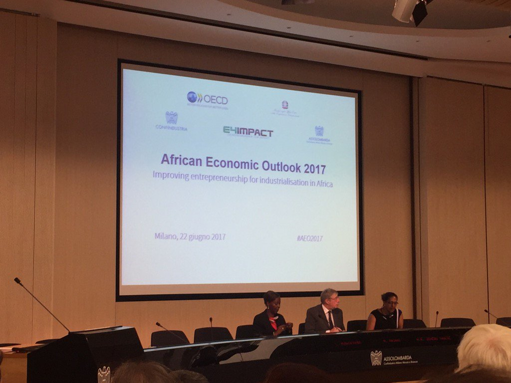 Happy to hear #AEO2017 that #Sustainability and #impinv are tools 4 #InclusiveGrowth in #Africa @E4Impact @SriEvent<br>http://pic.twitter.com/2I9lKVAAMP