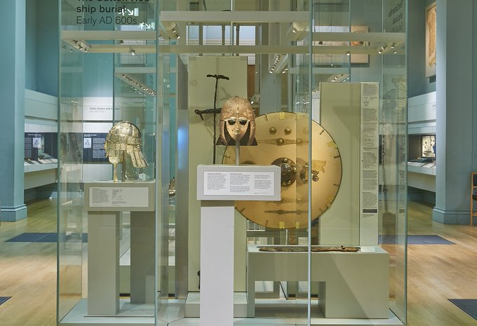 Our Sutton Hoo gallery was redesigned to help visitors engage more with the key objects. Read how: https://t.co/CY5qfYjLTi #storiesMW