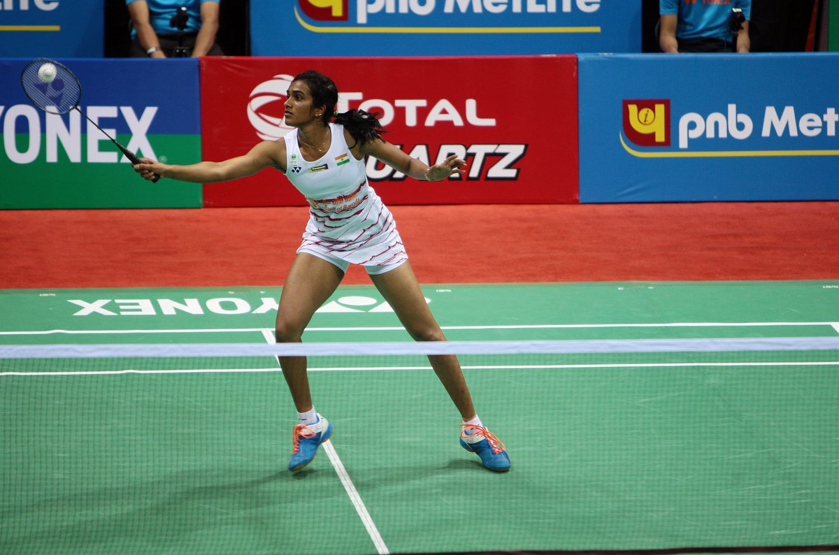"BAI Media on Twitter ""Outstanding show from Pvsindhu1"