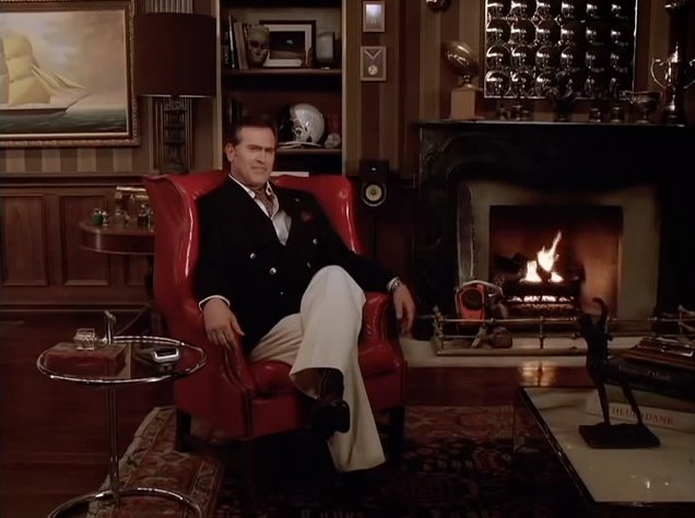 Today is @GroovyBruce Campbell&#39;s birthday. So here is @WiedenKennedy&#39;s / @markfitzloff&#39;s hilarious &quot;Painted&quot; #film.  https://www. youtube.com/watch?v=b8oNos qG_WE &nbsp; … <br>http://pic.twitter.com/N4RQvGxB6u