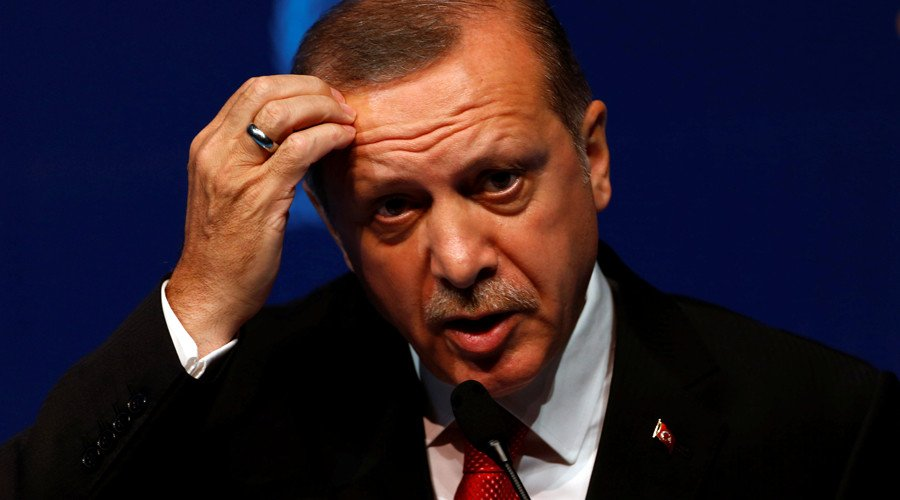 #Erdogan struggles to find venue to address supporters in Germany on G20 sidelines – reports  https:// on.rt.com/8fn7  &nbsp;  <br>http://pic.twitter.com/Z4RkNA7mXJ