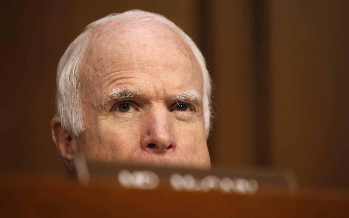 John McCain Questions Jeff Sessions During Senate Intelligence Hearing  https:// youtu.be/_MZNB_5KnQk  &nbsp;   via @YouTube #Twitter  #HouseOfCards <br>http://pic.twitter.com/KuP2ZlUMGO