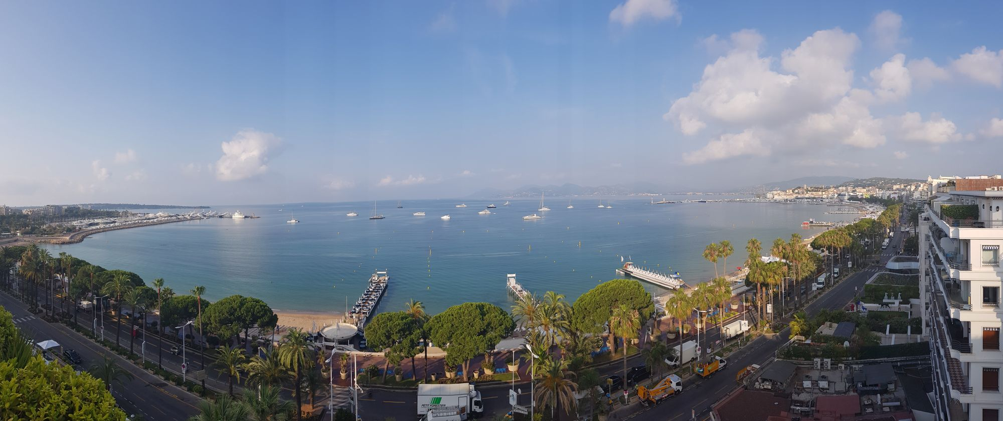 We've moved the #futurehome to the amazing @mediacomglobal suite - what a view! #CannesLions https://t.co/5s2D2MoLBo