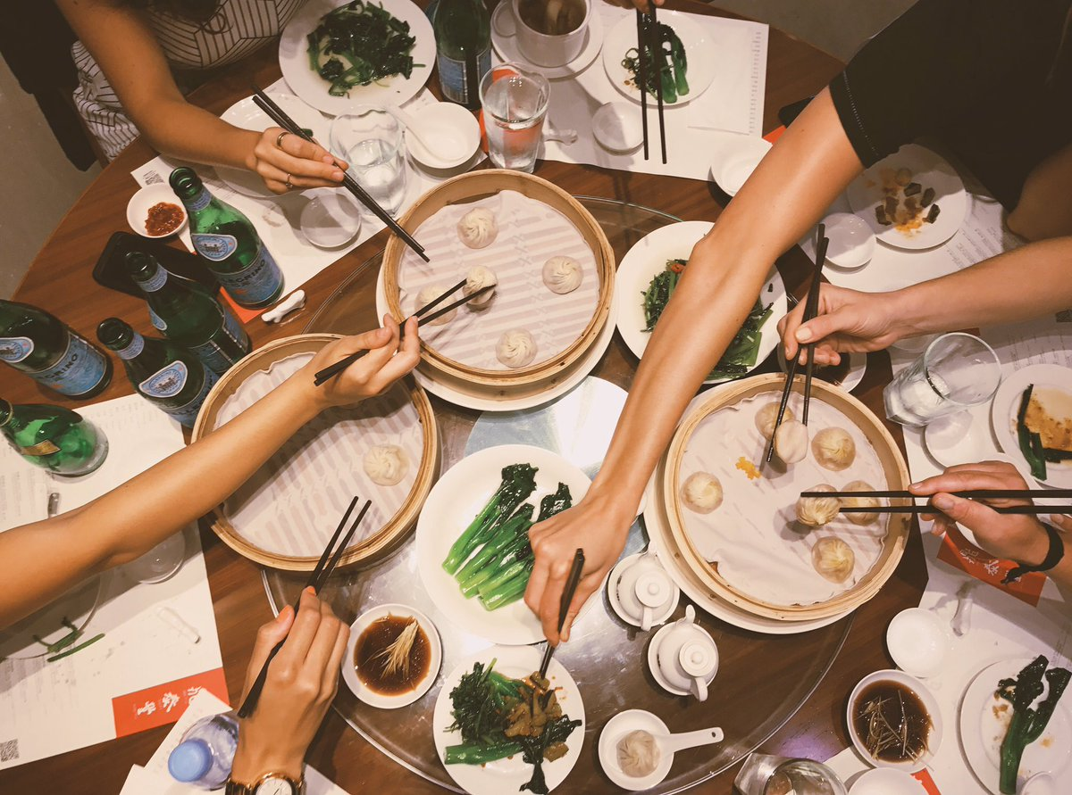 Karlie Kloss On Twitter Ladies Who Lunch