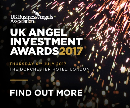 "We are delighted! @power_vault nominated for  ""Best Angel-Crowdfunding #Investment"" at the #UKBAAAwards 2017  http:// bit.ly/2sEcph6  &nbsp;  <br>http://pic.twitter.com/nJZVSwWdkI"