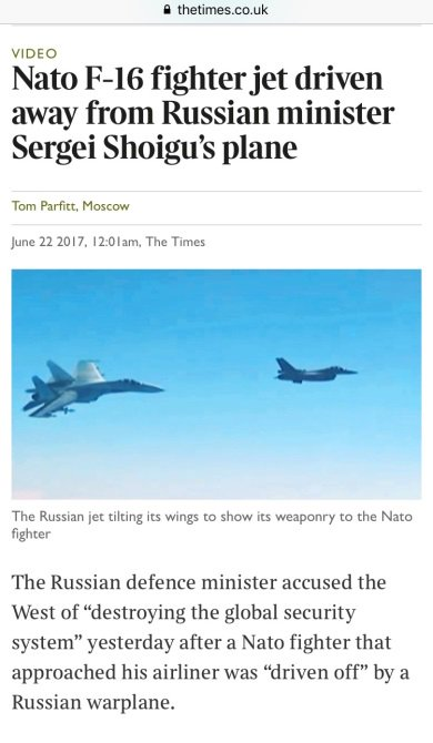 In a daring move, @thetimes published true news about Russia