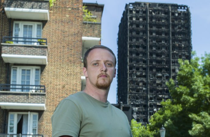 Sergey Smirnov, a Russian born in Latvia, saved 11 people in the Grenfell Tower fire. Amazing! https://t.co/siK3CCAXBS