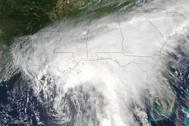 Tropical Storm Cindy beach update: Gulf Coast closures in Gulf Shores, Panama City, Destin, along Panhandle https://t.co/MS7PzxGmX1