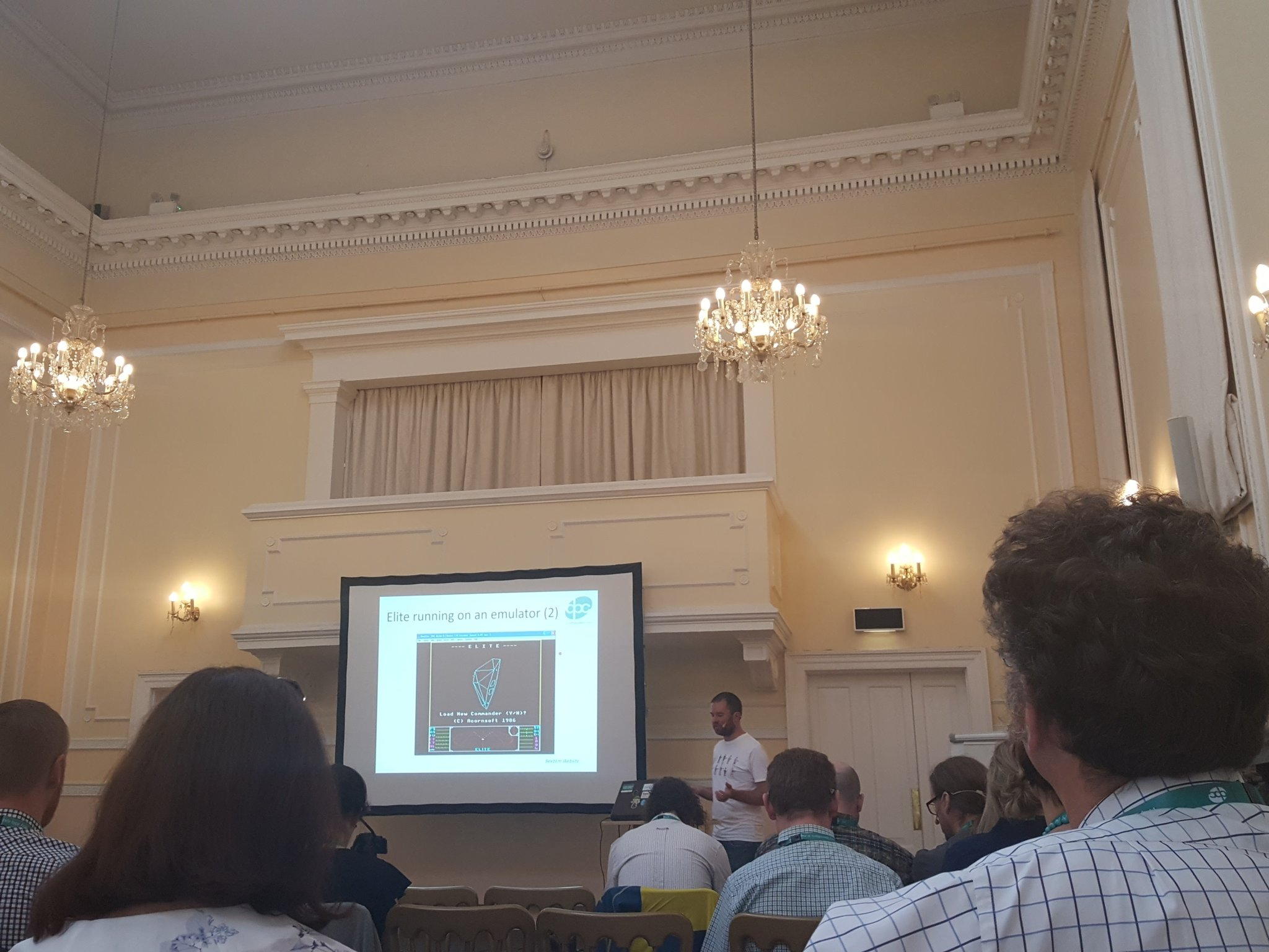 .@prwheatley walks us through a history of emulation for #digipres at today's Briefing Day in York #DPC_emulate https://t.co/e87VMmV9x0