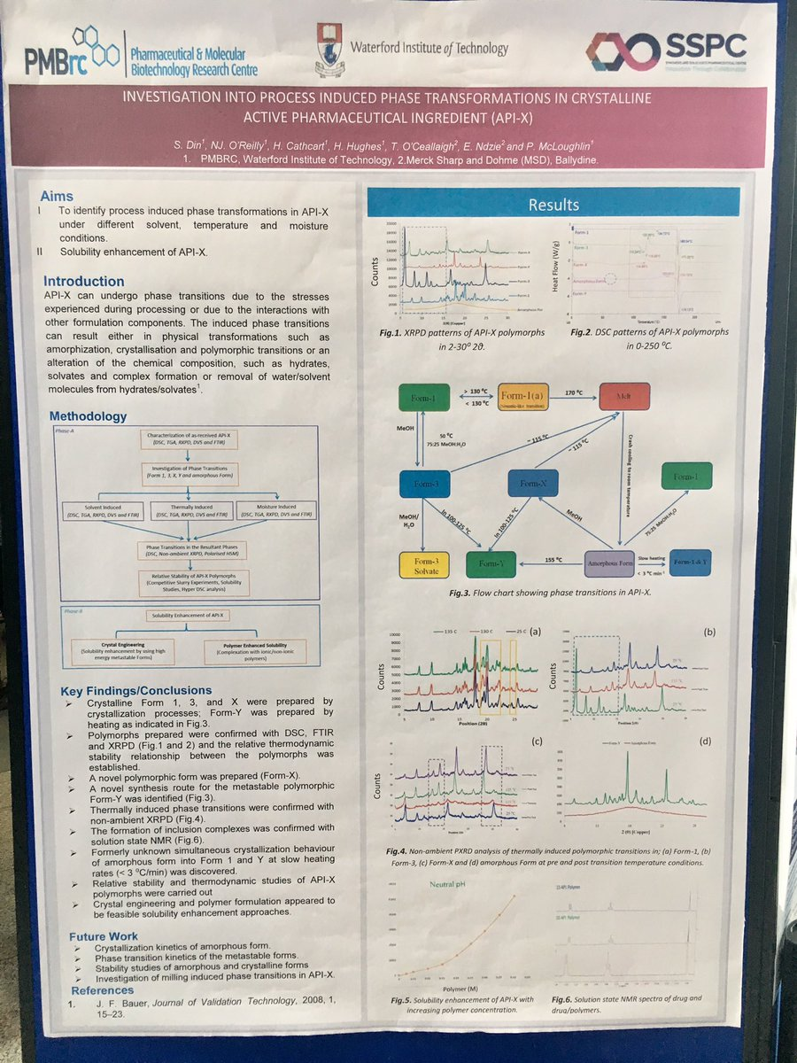 Great line up of @PMBRC_WIT posters from Shahab Ud Din, Nireeksha Karode and Colin Dillon at @ChemRC_DCU @irishchemistry #LoveIrishResearch <br>http://pic.twitter.com/Z5gWYsxg4Q