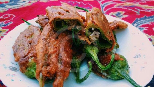 Chicken Chilli Pakoras for Iftar