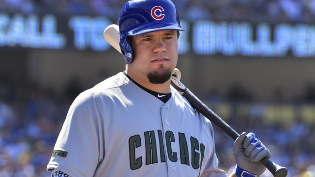 #Cubs are sending Kyle Schwarber to Triple-A Iowa https://t.co/UTvhPe4...