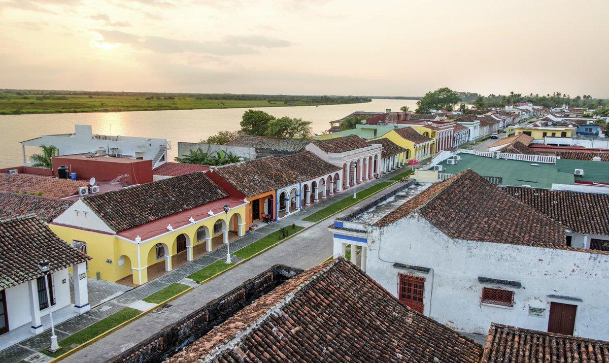 #NoEsDeDios vacacionar en Veracruz y no visitar Tlacotalpan, la bella...