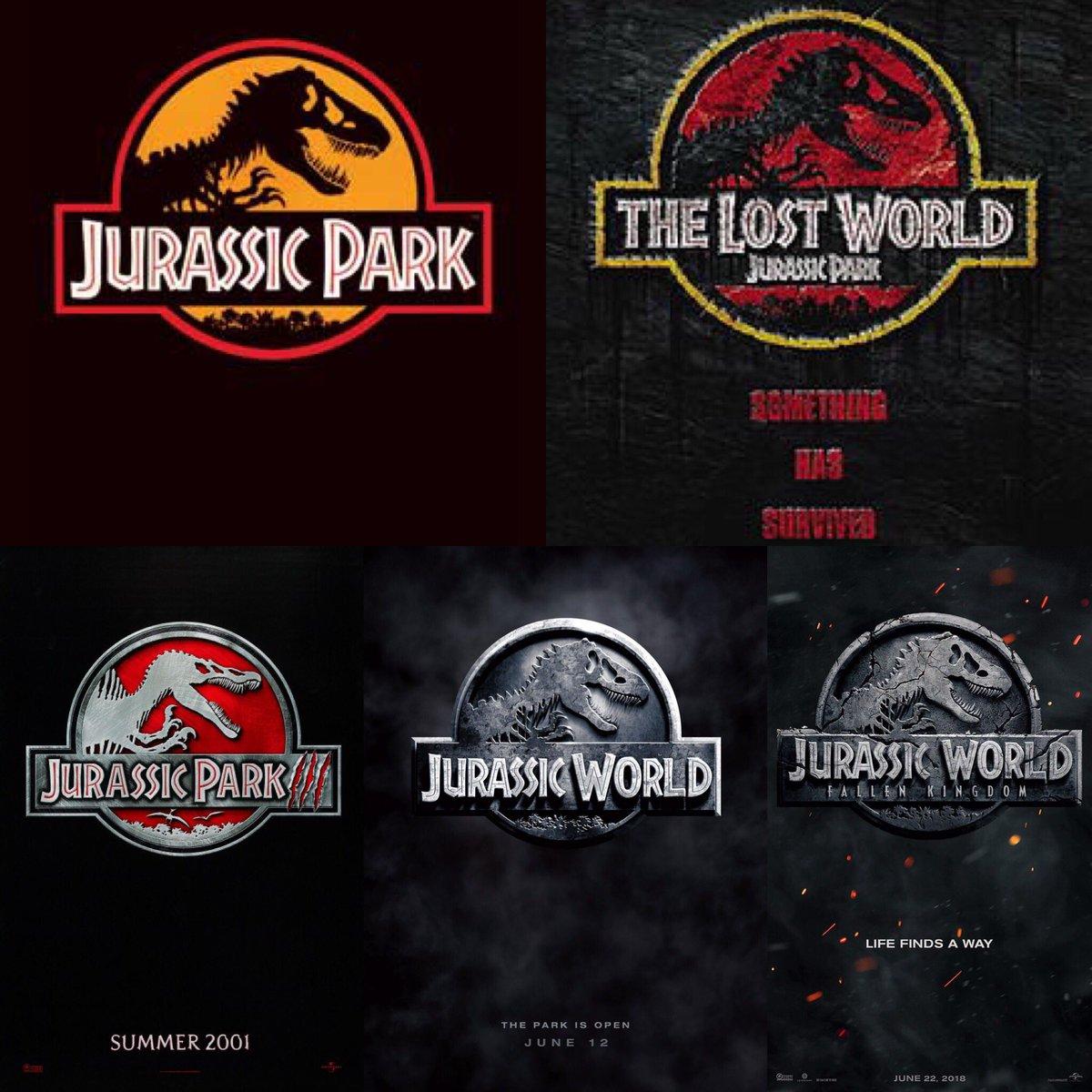 jurassicworld2018 on twitter quotjurassic park posters 1993