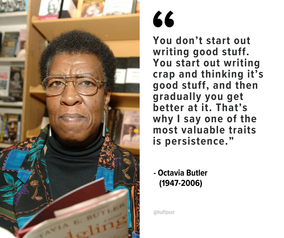 Remembering trailblazing sci-fi writer Octavia Butler on her 70th birthday today. https://t.co/Dy6mgEB2pa