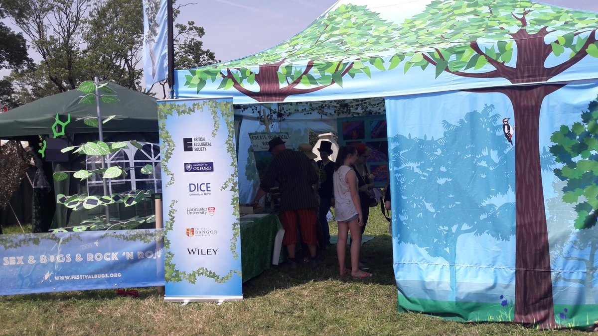 It would be great to see our fellow #festivalbugs @PeteBentley ! Look out for the tent in Green Futures in #Greenfields! #Glastonbury2017<br>http://pic.twitter.com/e85wBo9d3Z
