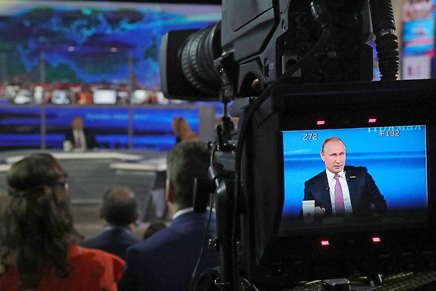 Russia as a sort of cyber-democracy? The Kremlin is giving it a shot. https://t.co/HtwJMeCyY0