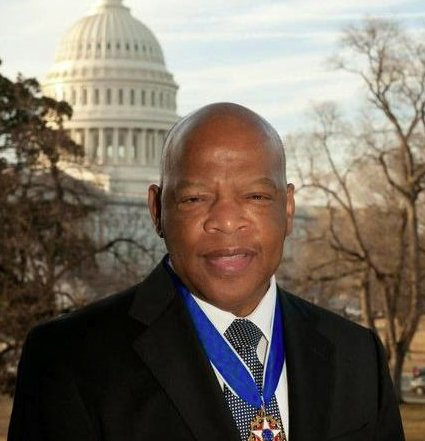 Chicago #ALAac17 attendees: Join @RepJohnLewis in our booth 1819 for a...
