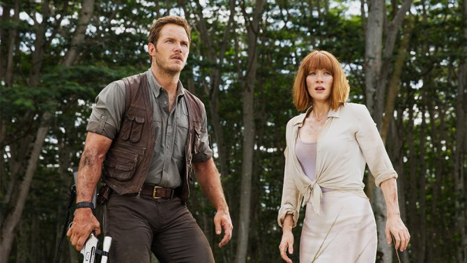#JurassicWorld sequel gets an official title and new poster https://t....