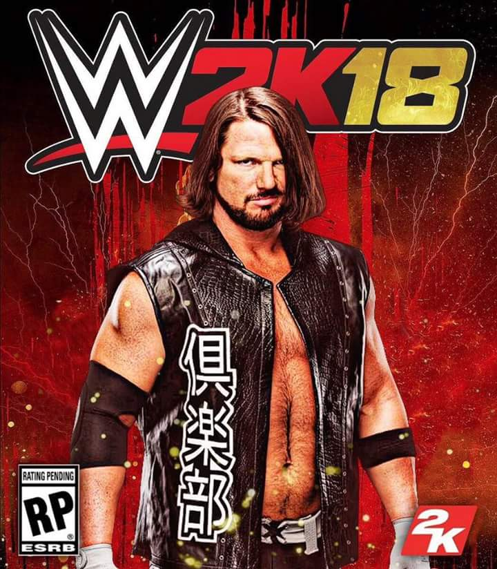 @AJStylesOrg can we get a Phenomenal Edition on @WWEgames #WWE2K18 htt...