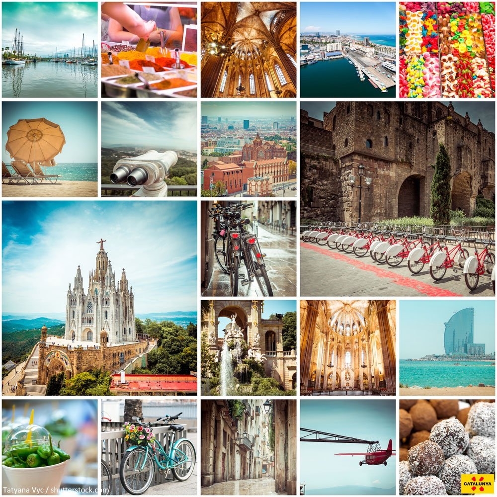 Urban, magical, #Mediterranean, &amp; utterly delicious... #Barcelona is all this and much more  <br>http://pic.twitter.com/jWaKhzPjaZ