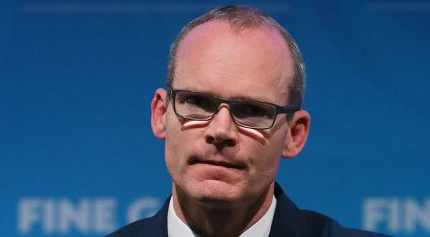Government will insist on 'special status' for Northern Ireland, Coveney says https://t.co/lNXPShBopU