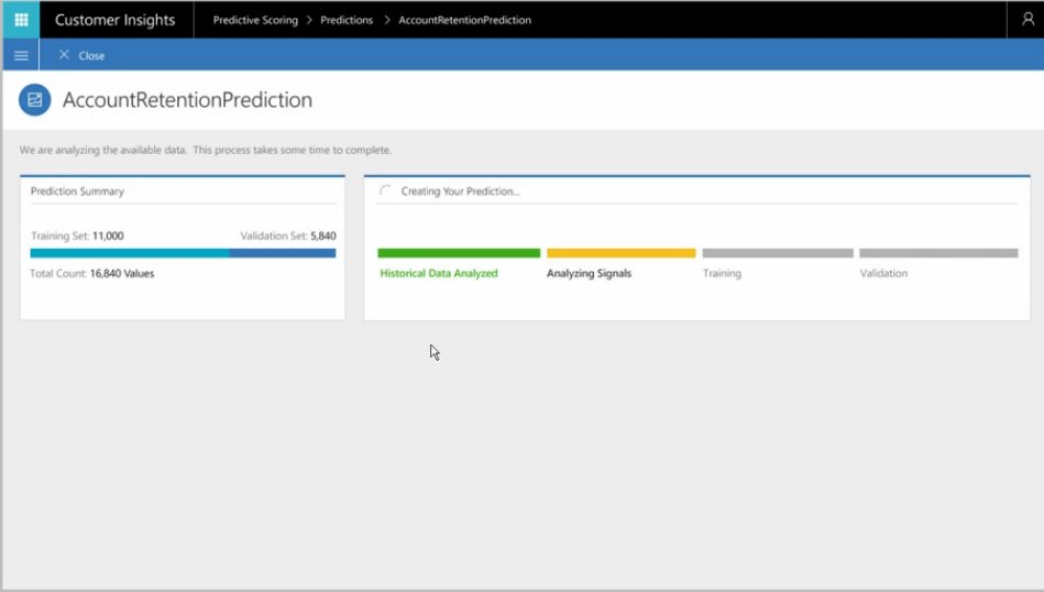 @CRMRAWKS  Predictve Scoring Easy to setup, self Training! @MSFTDynamics365  #MSDyn365 https://t.co/76JfItnj8G