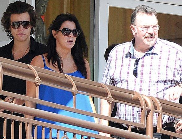 LUTO EM FAMÍLIA! Padrasto de Harry Styles, Robin Twist, morre aos 57 a...