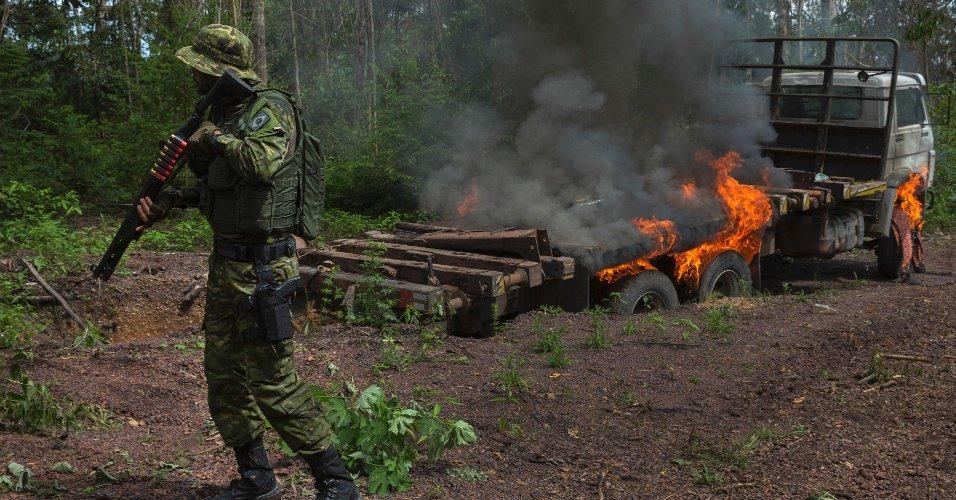 Cortes no Ibama explicam aumento de desmatamento na Amazônia, diz Noruega https://t.co/xmSs5uRBt0