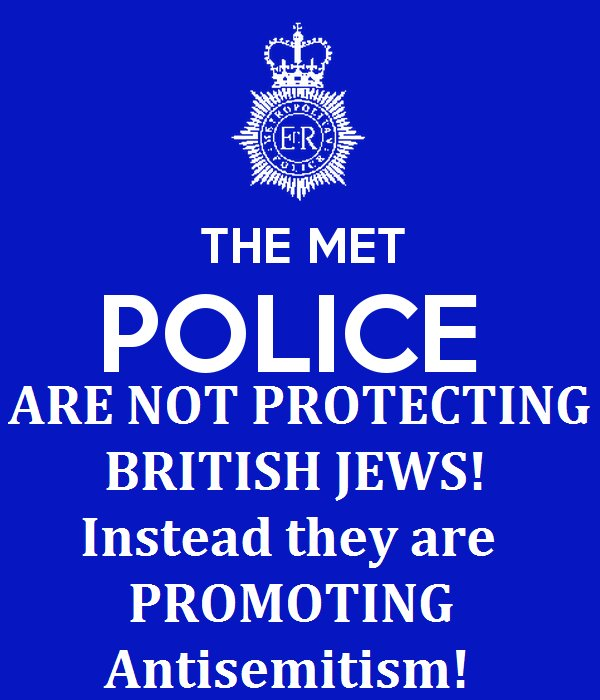 ARE the @metpoliceuk #ANTISEMITIC? They protected the #Hezbollah march in #LONDON! #Hezbollah have called for the mass slaughter of #JEWS!<br>http://pic.twitter.com/0LXak8KUTD