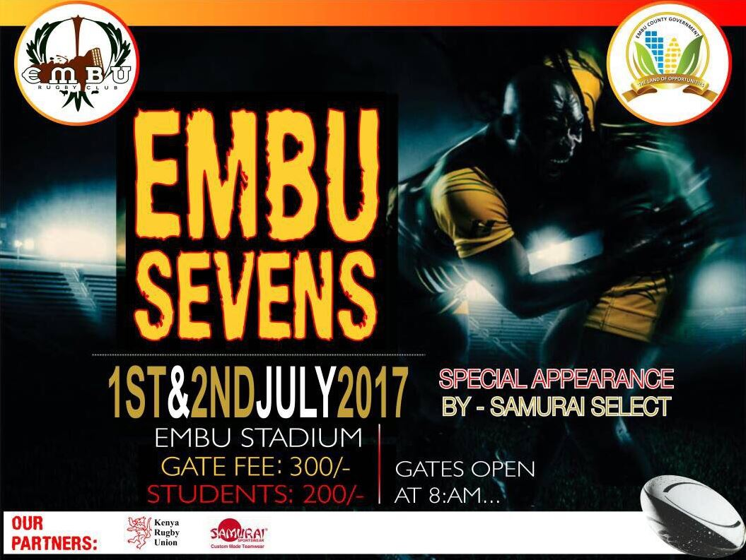 test Twitter Media - Just over a week until Embu Sevens kicks off! With @Samurai7s Select making an appearance, it's set to be a great tournament #SamuraiFamily https://t.co/aHDR42lmBn