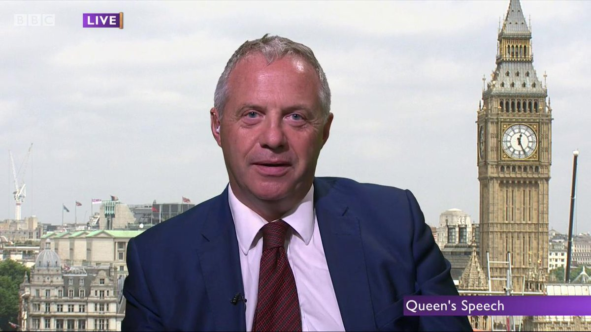 A warning for the Lords not to 'overstep the mark' from @JohnMannMP #b...
