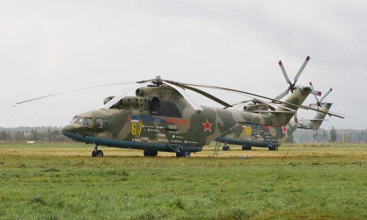Brasil pode comprar helicópteros militares da Rússia, diz Temer à agência Tass https://t.co/ur7Dn3ASZn
