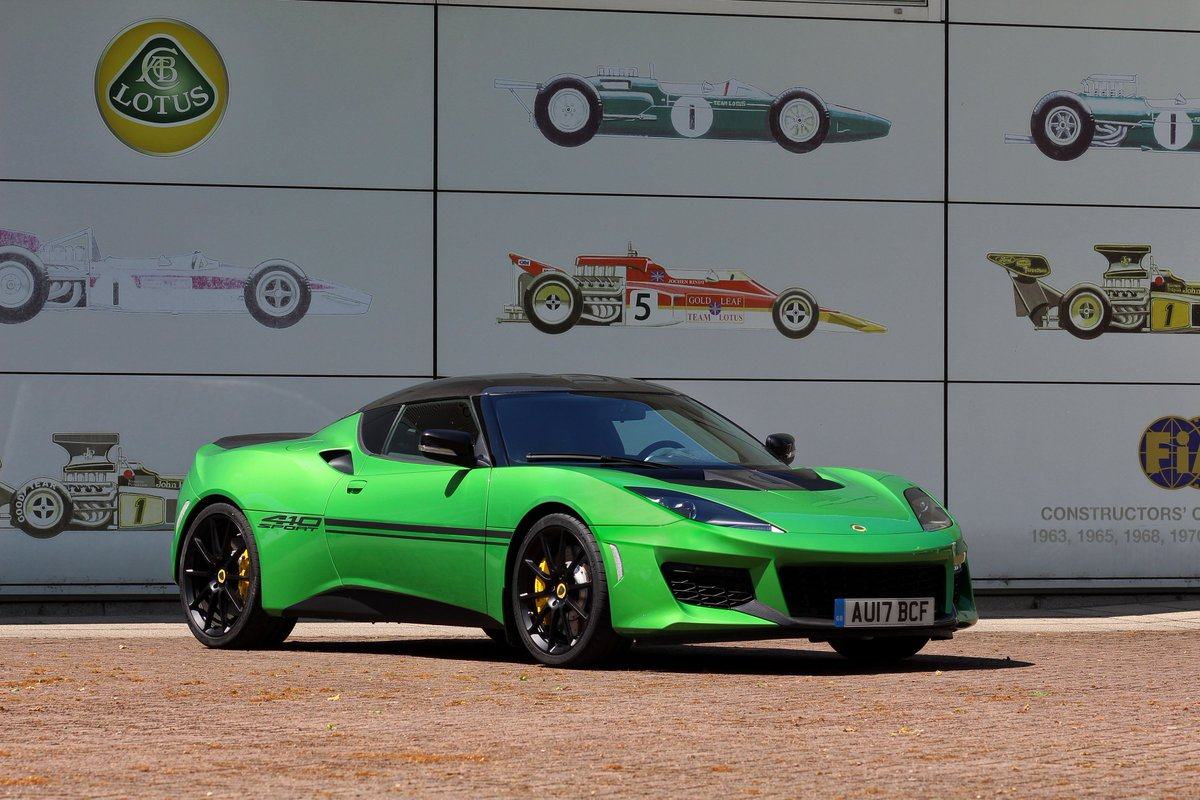 Lotus Cars On Twitter Summer Has Arrived In The Uk This Vivid