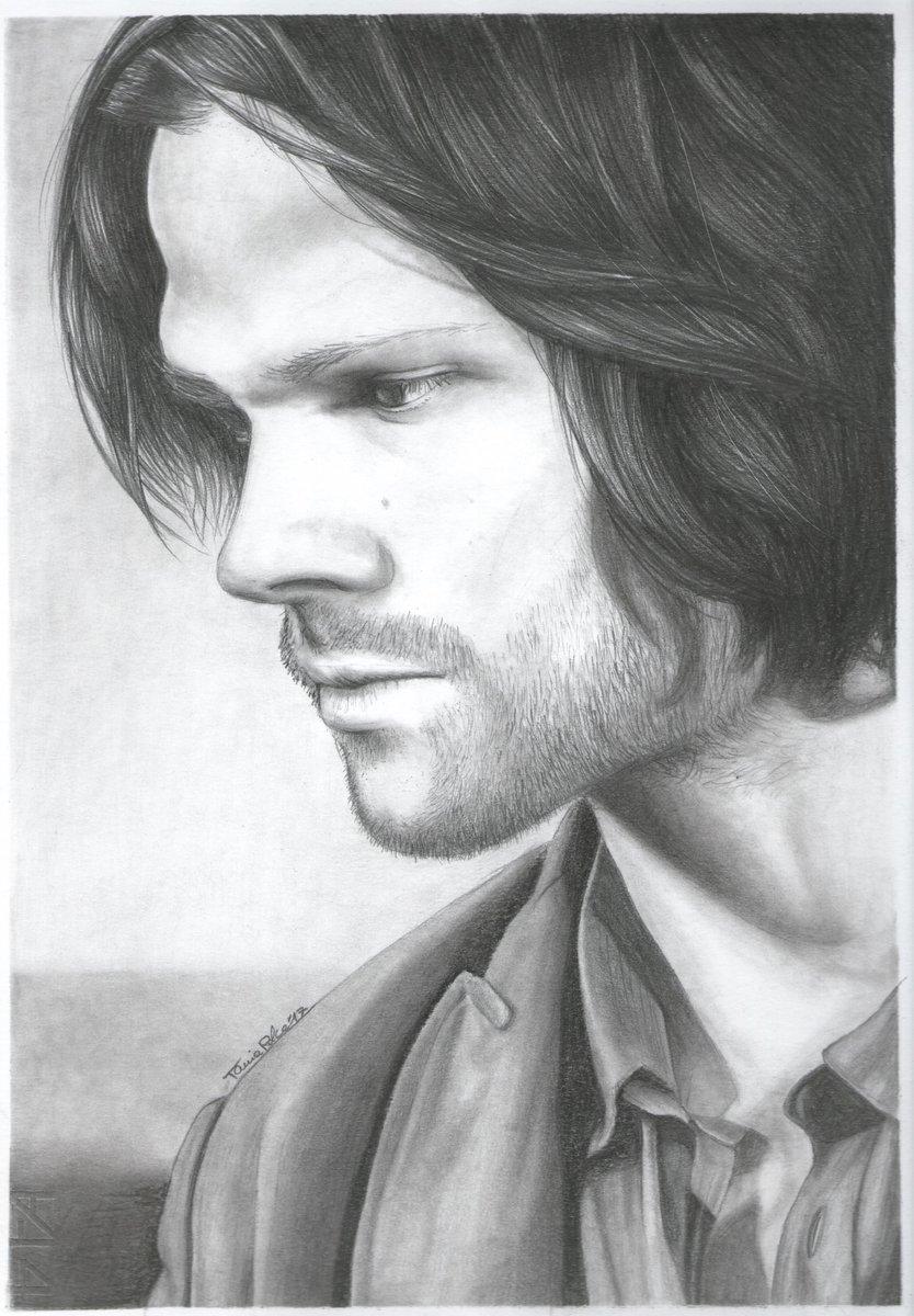 My tribute to Sam / Jared @jarpad @cw_spn @SuperWiki @WinFamBusiness @WinchesterBros @FangasmSPN #drawing <br>http://pic.twitter.com/KJAa0lQGAQ