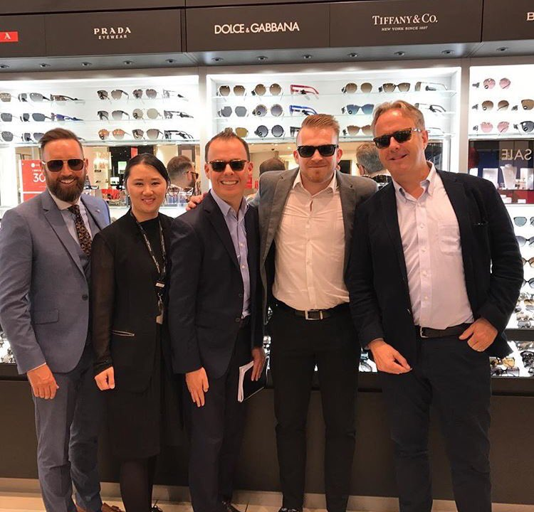 Fantastic new @sunglasshut in our @houseoffraser in #DundrumShoppingCentre Good luck Kitty! #niftyfifty #Quality @RosDeans @RichardPeckUK <br>http://pic.twitter.com/vz1H3GkMKm