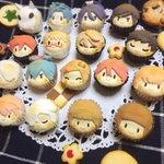 カップケーキ 短刀 pic.twitter.com/qfyHUWMoC8