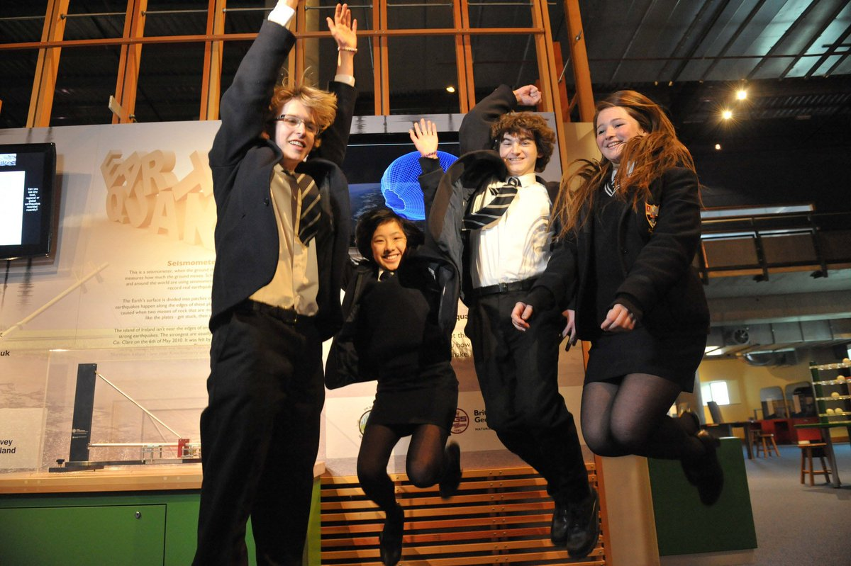 We&#39;ve worked with numerous museums &amp; science centres in NI to increase the awareness of geoscience across all sectors #MuseumsWeek #scicomm <br>http://pic.twitter.com/2W3IOdyDeu