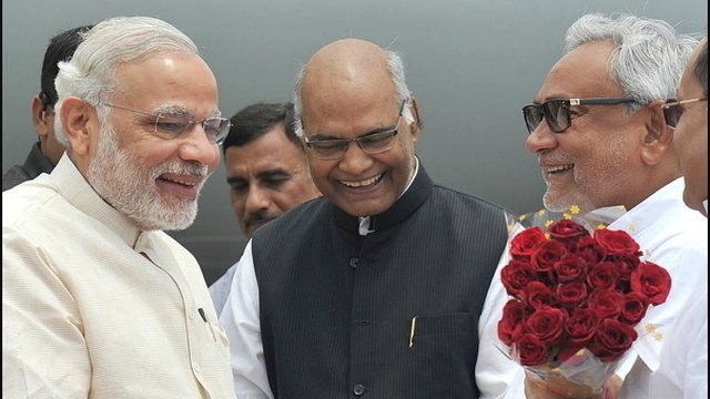 Backing Kovind's candidature 'isolated incident', no question of going back to NDA: JD(U) https://t.co/0L77uld8vr