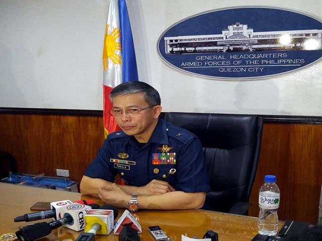 AFP spokesperson: Gov't troops found IED set up like 'Judas belt' in Marawi https://t.co/XPx04qc4e9